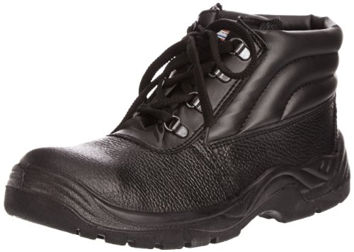 Dickies Men's Redland S1-P Safety Boots FA23330 Black 7 UK, 41 EU...