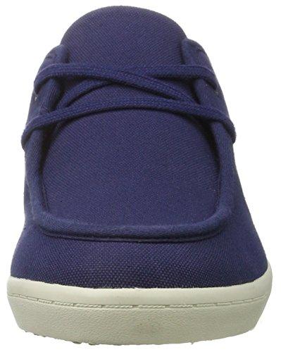 Boxfresh Herren Horton Ch Cnvs/Sde Nvy/Tan Sneaker Blau (Navy)
