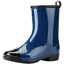 Amazon.it  stivali pioggia donna 4dc90085e4d