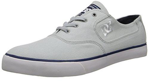 DC Shoes Flash Tx M Shoe Lgy, Chaussures de skateboard homme Gris (Light Grey)