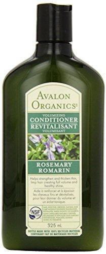 Avalon Volumizing Conditioner (Avalon Organics - Conditioner - Volumizing Rosemary - 312g (Case of 6) by Avalon)