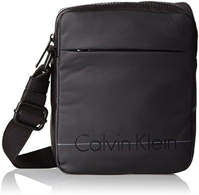 Calvin Klein–Bolsa de deporte para hombre (correa para hombro, Logan 2.0Mini Reporter