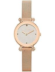Montre Femme Ted Lapidus or rosé - Signature - A0680UBPXX -