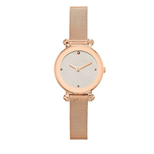 Lapidus Ted Reloj, color dorado rosado Signature-A0680UBPXX -
