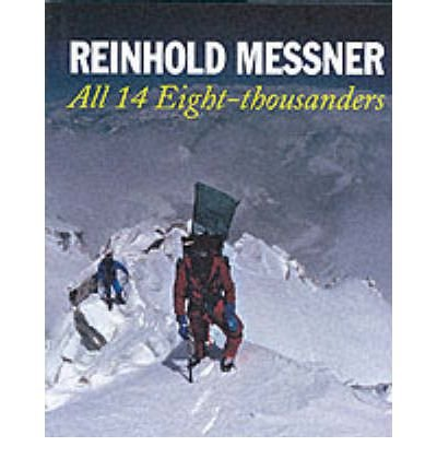 All 14 Eight-thousanders (Hardback) - Common