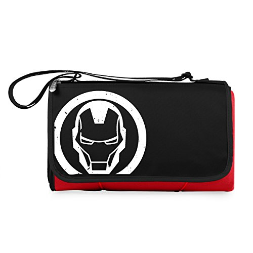 Marvel Iron Man 'Outdoor Picknick Decke Tote', rot