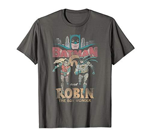 Batman Classic TV Series Classic Duo T Shirt -