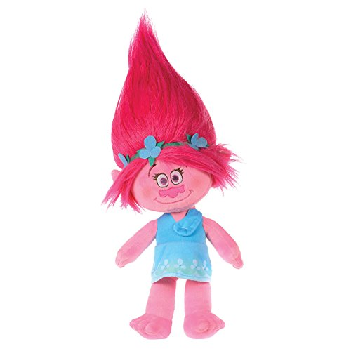 Trolls - Peluche Princesa Poppy