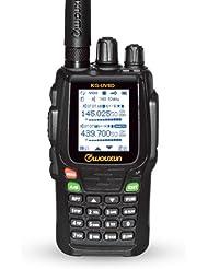 Wouxun KG-UV8D Doble Banda 134-174 / 400-520 MHz 999CH Repita Dos Vías de Radio Walkie Talkie (Radio)