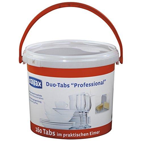 2-Phasen-Profi-Tabs für Geschirrspülmaschinen