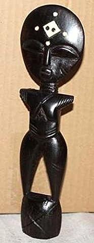 AFRIQUE ART DECORATION -Poupée Ashanti, fécondité SPA3