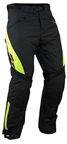 Pantaloni-Impermeabile-Moto-Imbottitura-Termica-Estraibile-Traspirante-Fluo-32