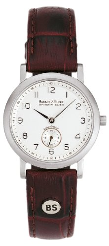 Bruno Söhnle Women's Quartz Watch with Pisa Analogue Quartz Leather 17 – 13035 – 221