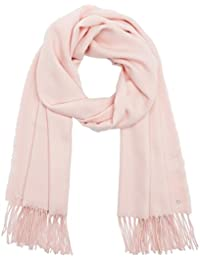 TOM TAILOR Denim Damen Halstuch Structured Solid Scarf