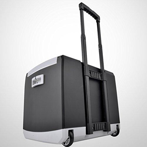 LJ Mini réfrigérateur - 46L réfrigérateur compact contient 62 canettes de 310 ml |