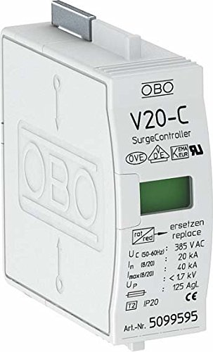 OBO-BETTERMANN - CARTUCHO 75V V20-C/0-75