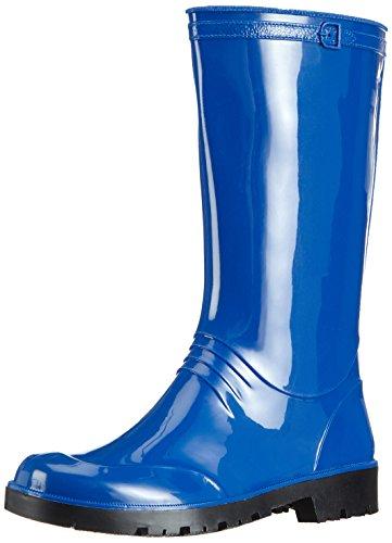 14 kobalt Kobalt Iris Chuva kobalt Femminile Dameslaars Pvc Stivali 39 Blu vOwq1xzwd