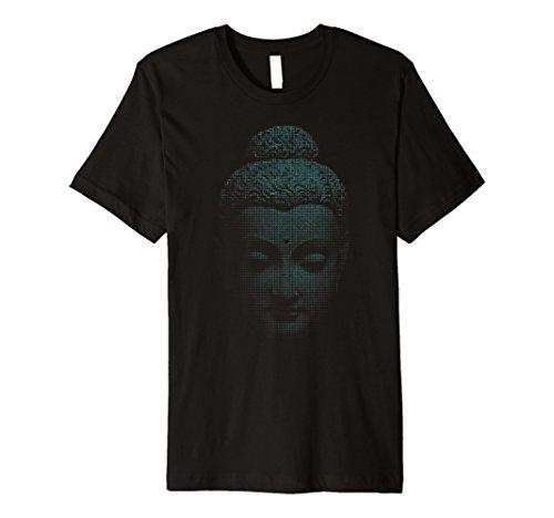 Buddha T-Shirt Buddhistische Geschenk Kunst, kanakamuni Tee Buddhismus TShirt