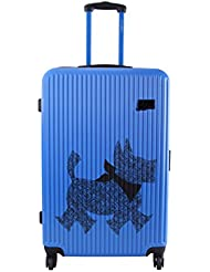 Chipie Trolley SPR Rigide Bleu 58 cm