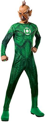 Kostüm Green Lantern Tomar Re Männer (Männer Green Kostüm Lantern Erwachsene Für)