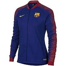 Nike FC Barcelona Anthem Chaqueta de Entrenamiento fca7543fc06