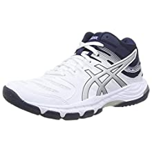 ASICS Women's 1072A051-102_42 Volleyball Shoes, White, 7.5 UK