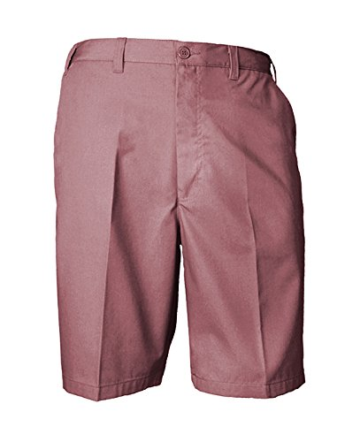 carabou-mens-cara-gents-walk-casual-shorts-soft-mulberry-size44waist