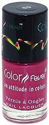 Color Fever Absolute Matt Nail Lacquer, Matt Red Wine, 8.5g