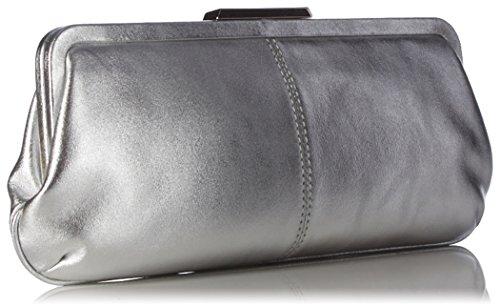 Picard Damen Auguri Clutches, 34x14x4 cm Silber (Silber)