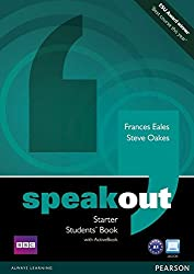 Speakout Starter Students Book with DVD/Active Book Multi Rom Pack.