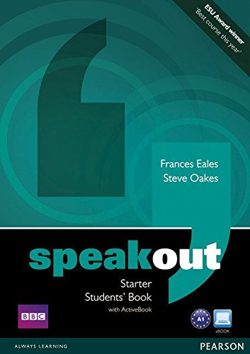 Speakout Starter Students Book with DVD/Active Book Multi-ROM Pack