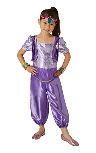 Rubie's offizielles Kinder-Kostüm Shimmer and Shine