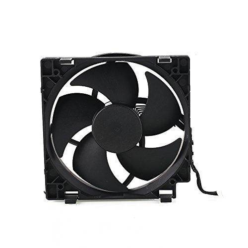 hongfei 6W 4Pin Kühlkörper Kühler Lüfter Für Xbox One Slim Spiel Teile Dvr-controller