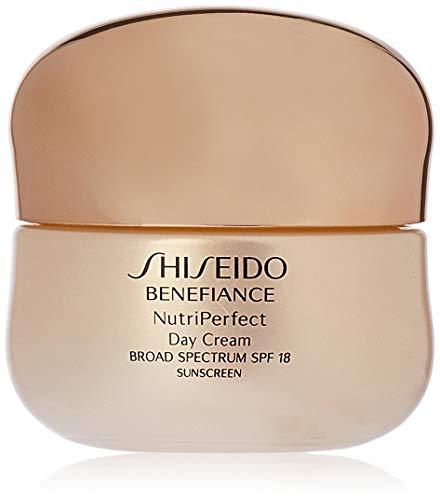 Shiseido Benefiance NutriPerfect Day Crem SPF 15 unisex, Gesichtscreme, 1er Pack (1 x 50 ml)