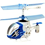 Silverlit Nano Falcon XS The Smallest 3-Channel I/R Remote Control Gyro Helicopter in The World