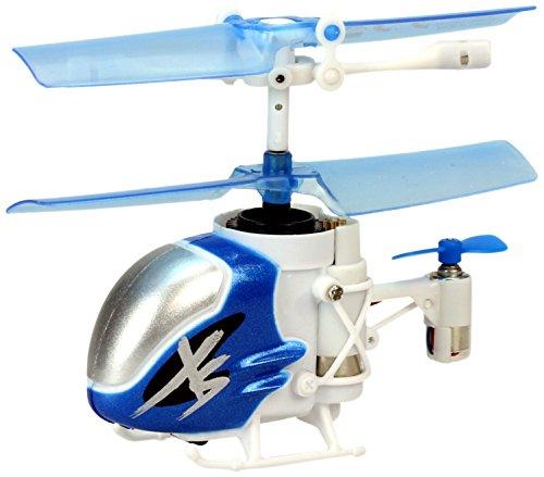 Hubschrauber Kanal Gyro 3 (Silverlit Nano Falcon XS die kleinste 3-Kanal I/R Fernbedienung Gyro Hubschrauber in der Welt)