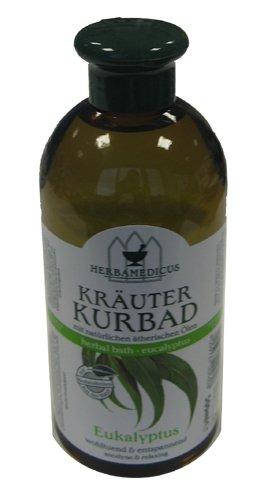 2x Eukalyptus - Kräuterbad 500ml