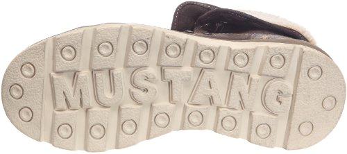 Mustang - Stivali, Uomo Marrone (32 dunkelbraun)