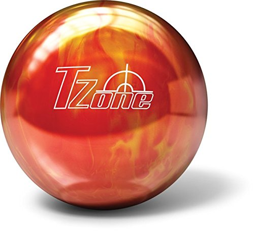 Bowlingball Bowlingkugel Brunswick T-Zone Cosmic - Hot Lava, Gewicht in lbs:12 lbs