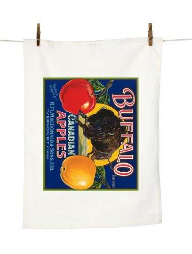 Buffalo-Canada-torchons-Pommes