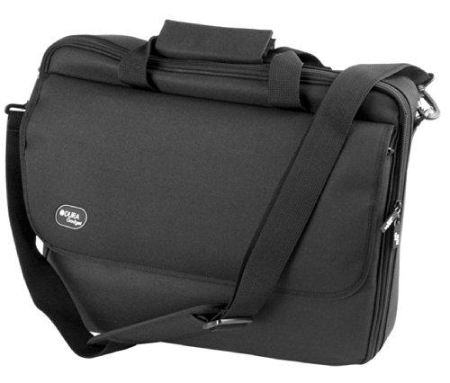 DURAGADGET Laptop-Tasche für Toshiba Tecra (M11, R840, A11, R850), Satellite (C660, C660D, L650, L650D, L755, L755D, P750, P755, A660, R850) und Satellite Pro (C650, C660, C660D, R850)