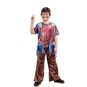 Limit Sport- Hippie Bosco, disfraz infantil, 6 (MI017 6)