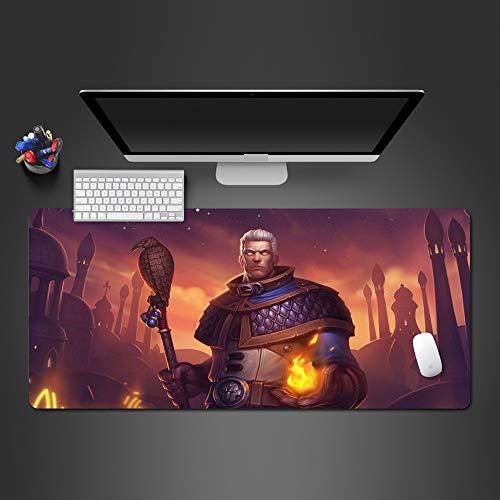 Nacht Thema Mauspad hochwertige waschbar langlebige Pad Spiel Zubehör Tastatur Pad 700x300x2mm