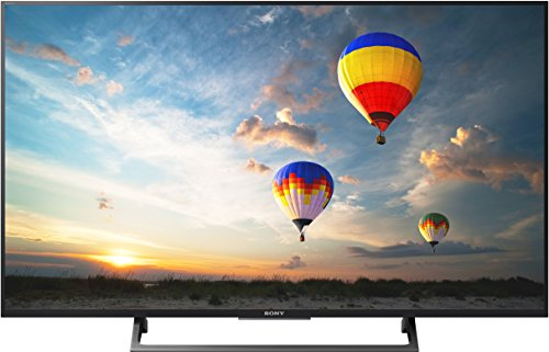 Sony KD-43XE8005 108 cm (43 Zoll) Fernseher (Ultra HD, HD Triple Tuner, Android-TV, X-Reality Pro, Triluminos Display, USB Aufnahmefunktion) (Tv Led Sony Bravia)