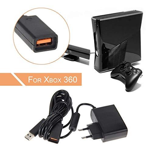 AC Adapter Netzteil USB Konverter für Xbox 360 Kinect Sensor 110-240 V -