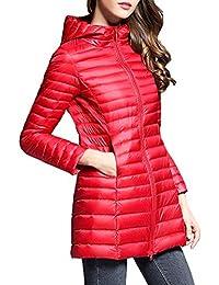factory price 901f1 45a8c Amazon.it: piumini leggeri donna - Giacche / Giacche e ...