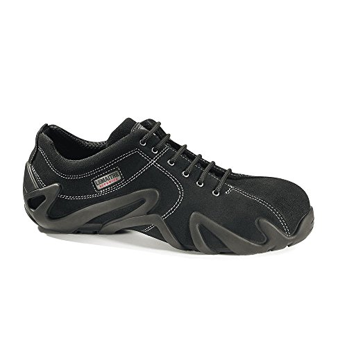 Schuh-Sicherheit Bass Lemaitre S3EASYBLACK SRC schwarz
