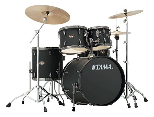 Tama Imperialstar Studio Set - IP50H6N-BBOB Blacked Out Black