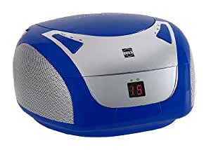 busch 2742 blue boombox cd player mit radio spielzeug. Black Bedroom Furniture Sets. Home Design Ideas