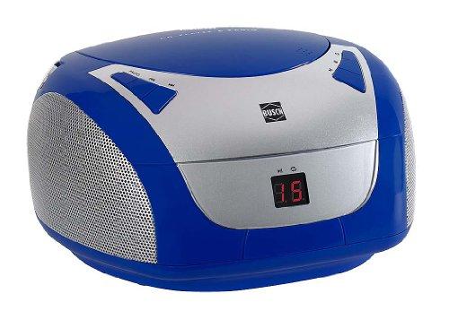 Busch 2742 - Blue Boombox, CD-Player mit Radio